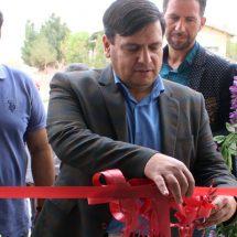 افتتاح ساختمان واحد HSEE